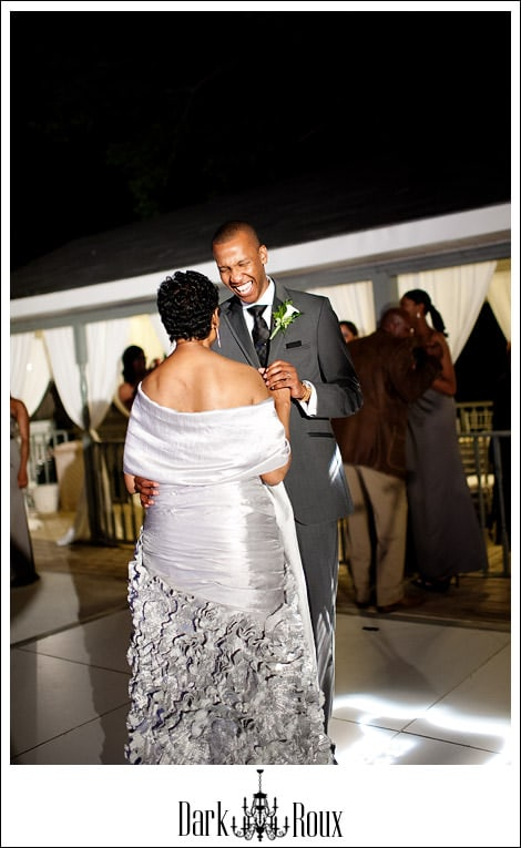 Teekia and Bobby Wedding - Louisiana Castle - Dark Roux ...