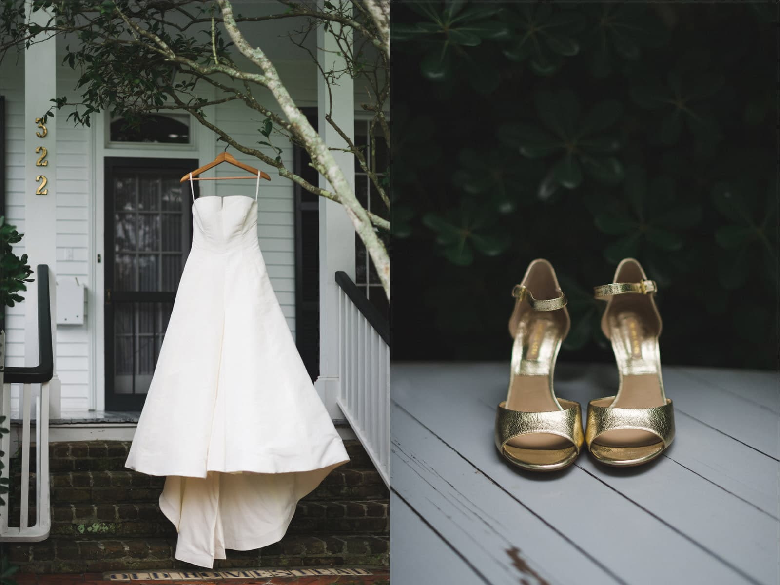New Orleans City Park Wedding 1