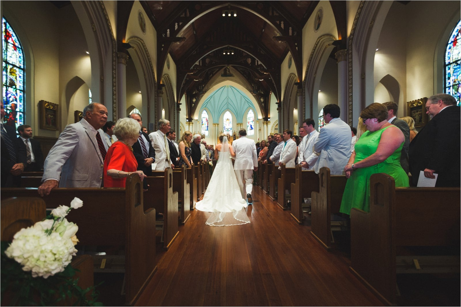 New Orleans City Park Wedding 14
