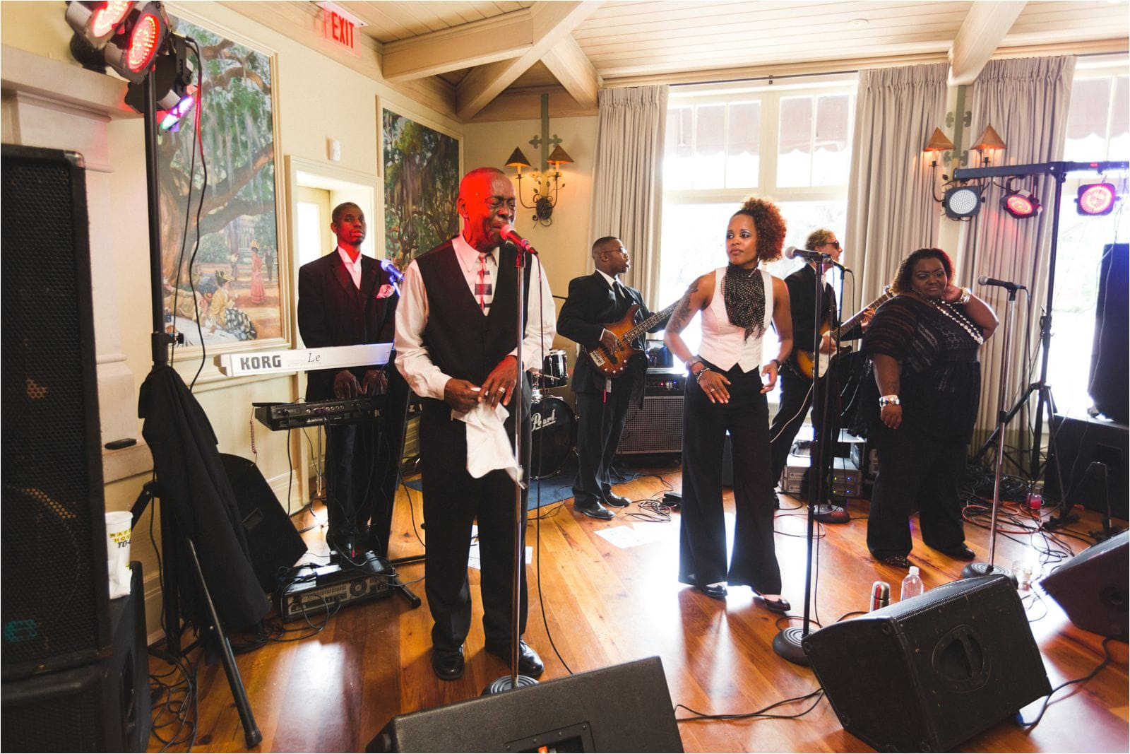 New Orleans City Park Wedding 28