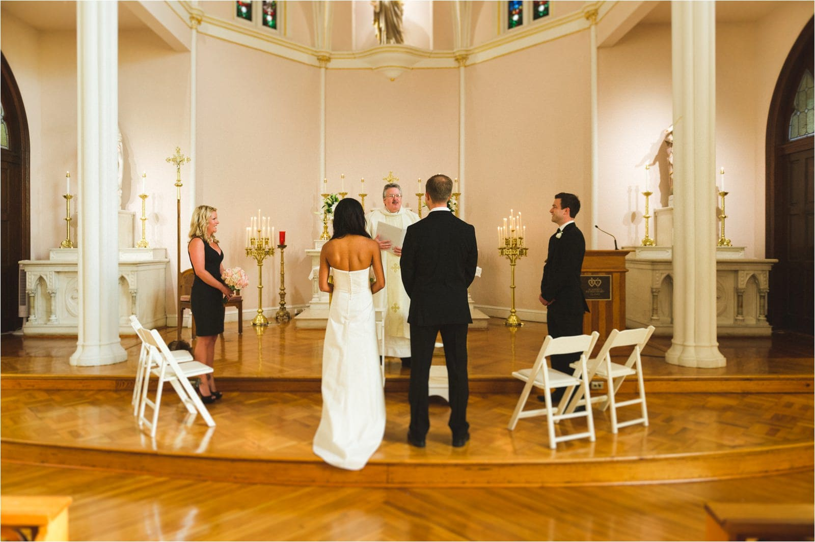 New Orleans Sacred Heart Wedding 15