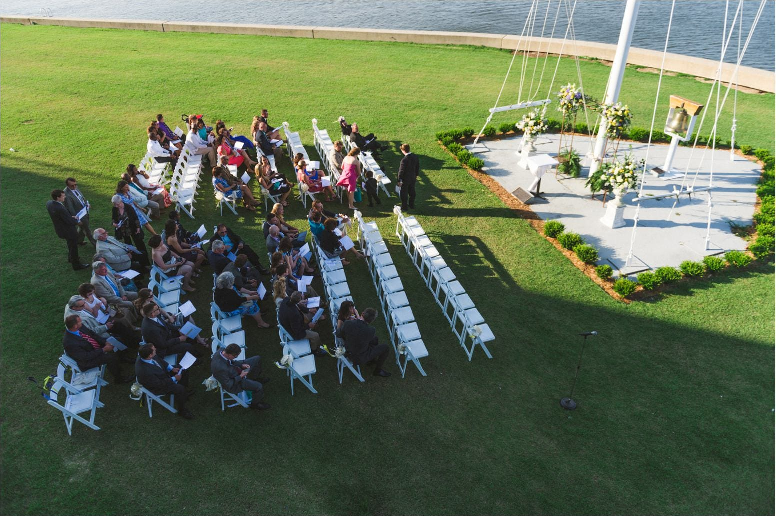 New Orleans Wedding at Yacht Club- Dark Roux Photography 13
