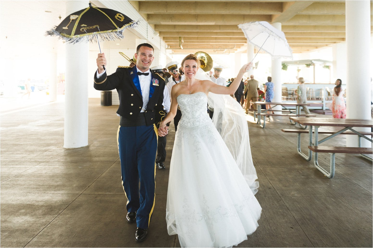 New Orleans Wedding at Yacht Club- Dark Roux Photography 25