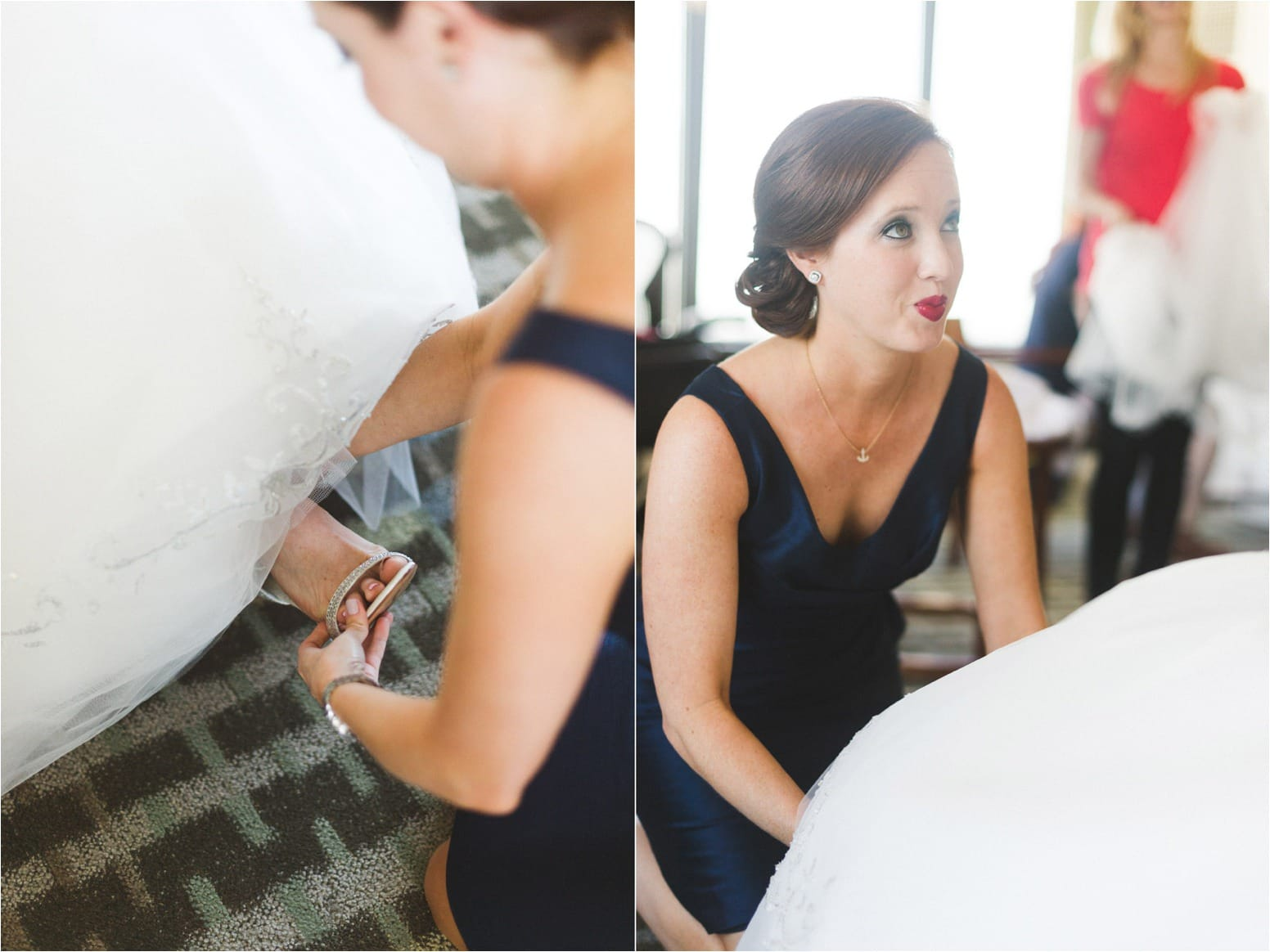 New Orleans Wedding at Yacht Club- Dark Roux Photography 9