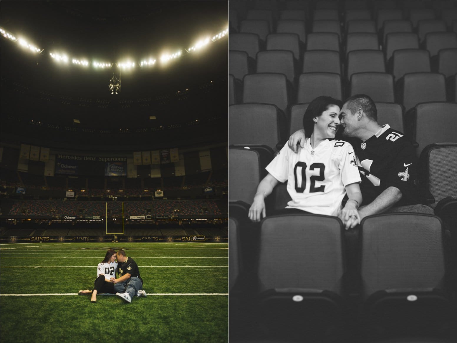 3_New Orleans Superdome Engagement