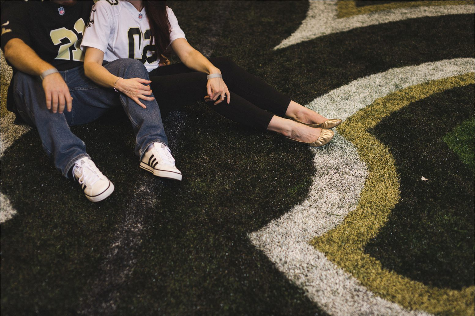 5_New Orleans Superdome Engagement