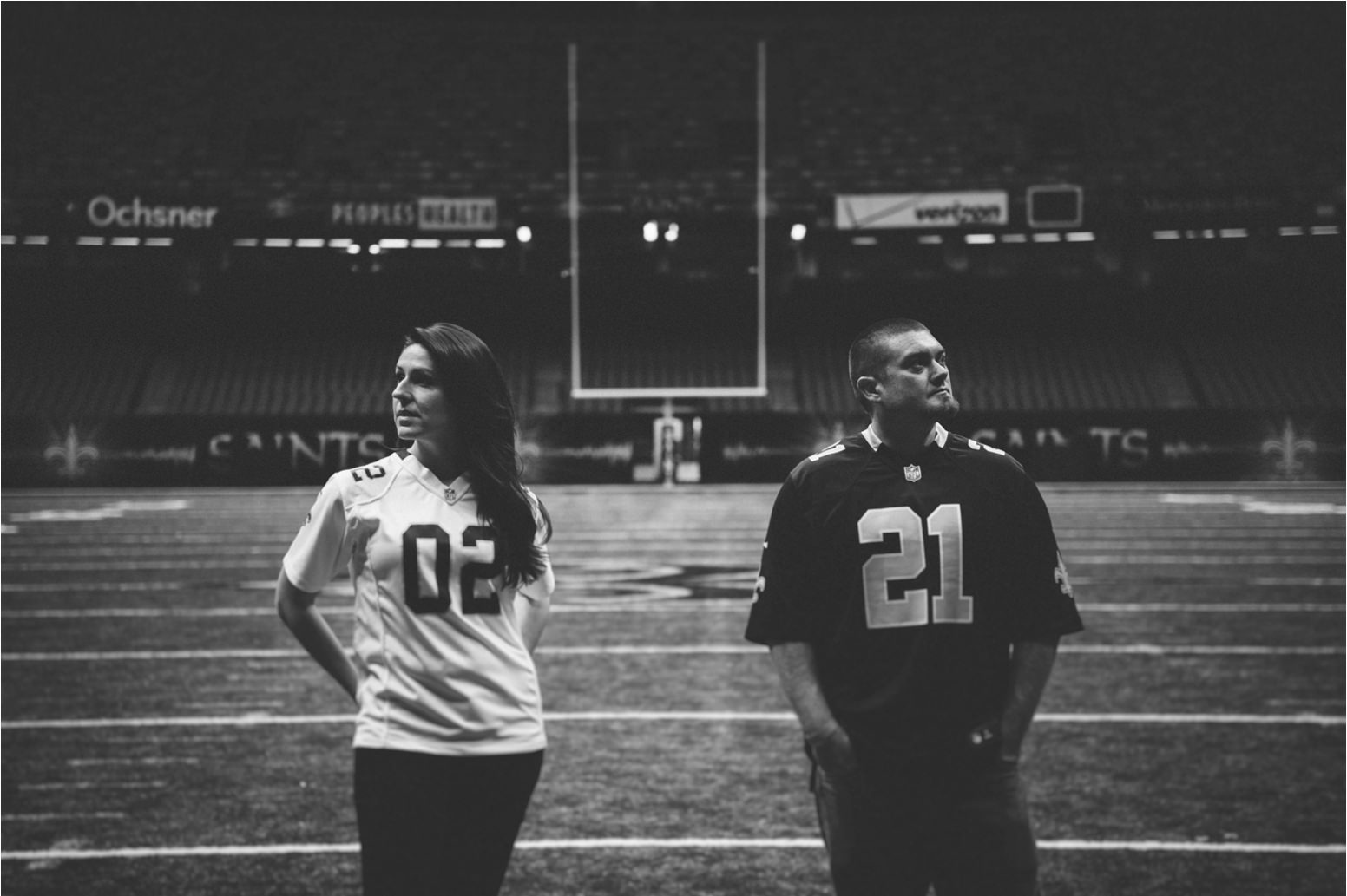 8_New Orleans Superdome Engagement