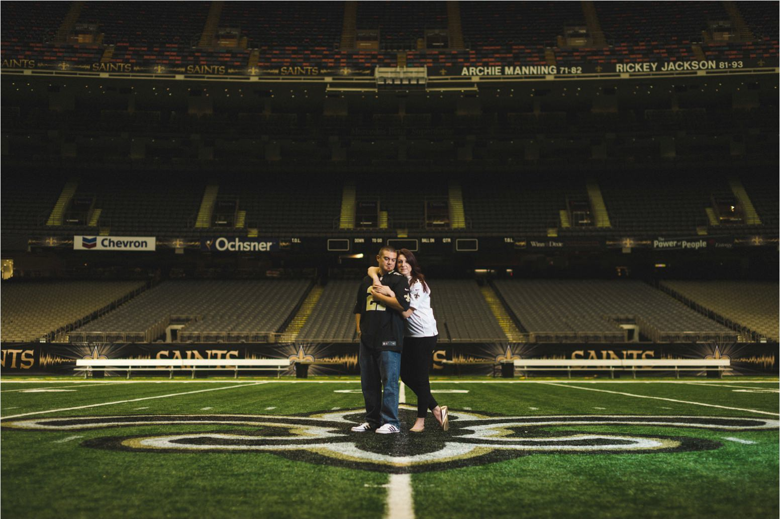 9_New Orleans Superdome Engagement