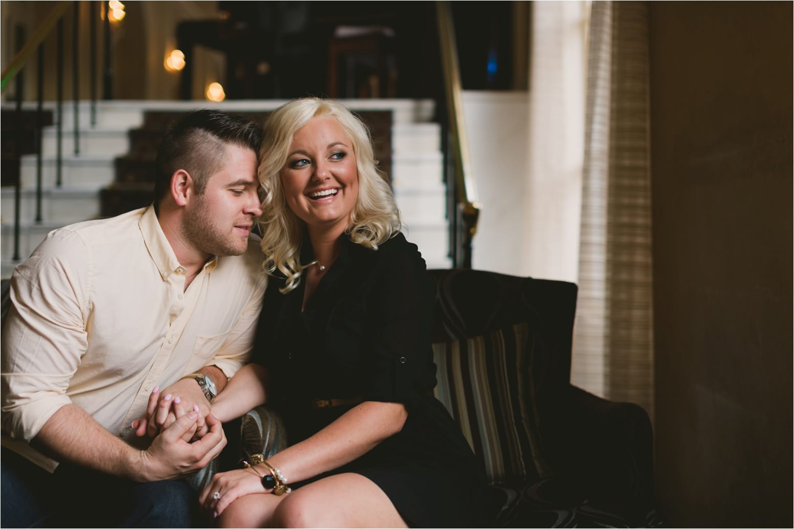 New Orleans Wedding Photographers - French Quarter Engagement 12