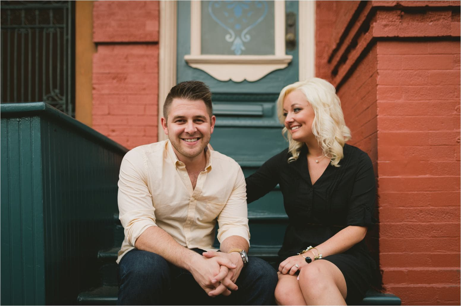 New Orleans Wedding Photographers - French Quarter Engagement 20