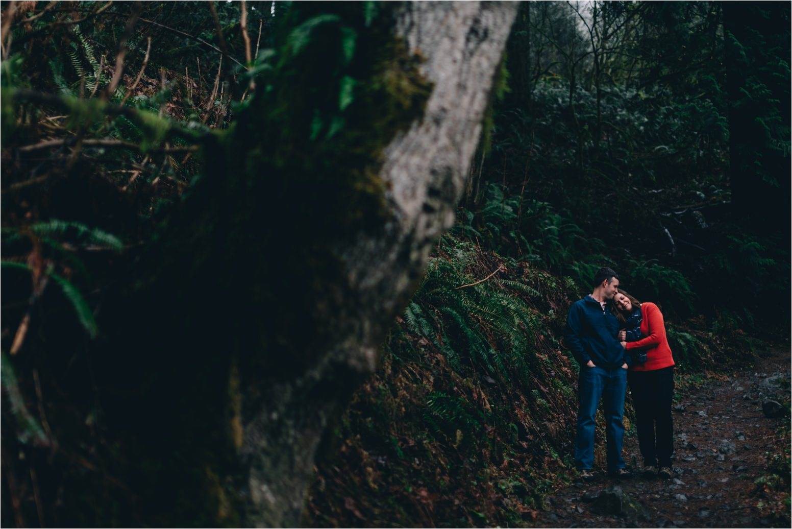 Portland Oregon Engagement 10