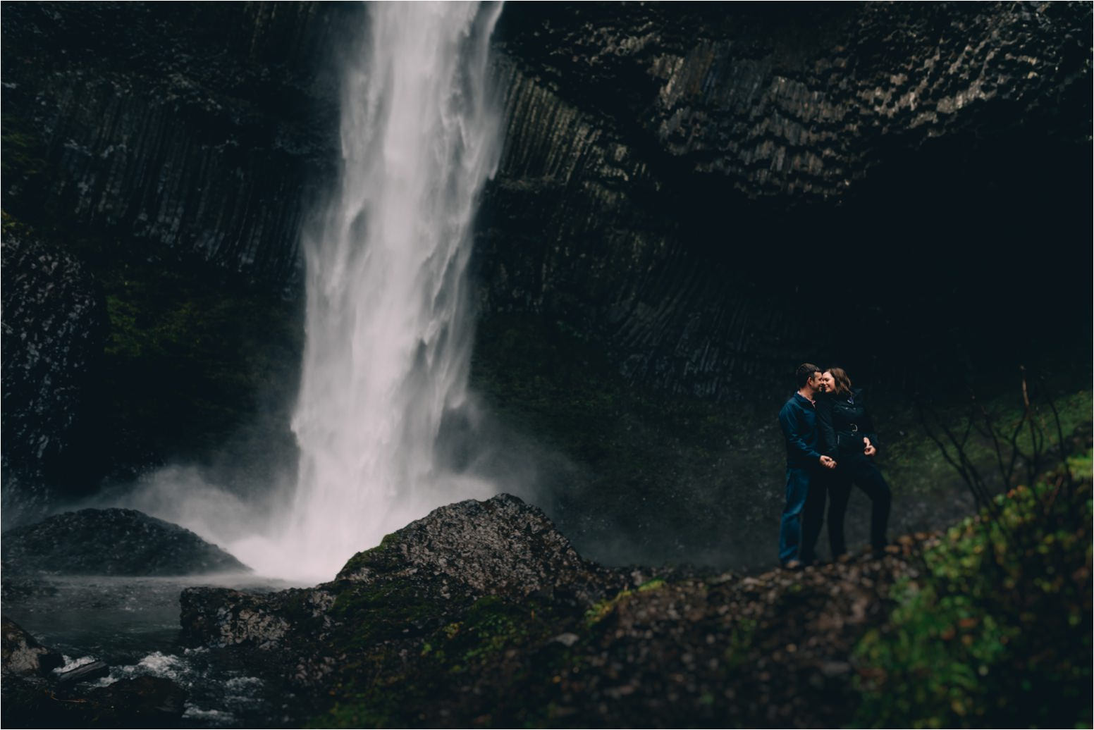 Portland Oregon Engagement 14